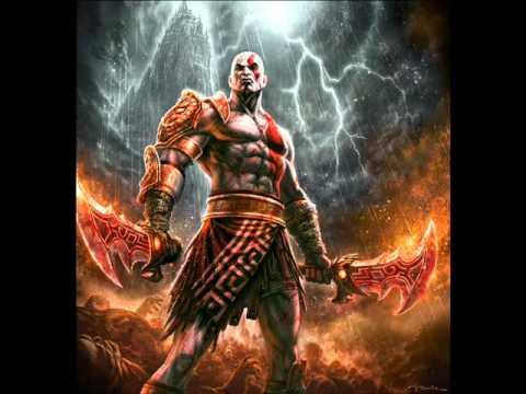 kratos theme song main game
