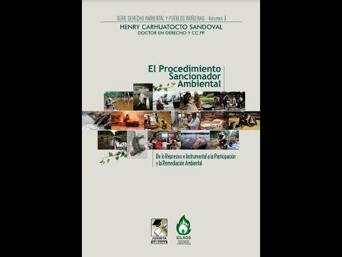 Caducidad y Reapertura del procedimiento sancionador ambiental de OEFA