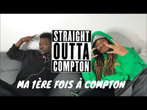 Ma 1ère fois à Compton 😱