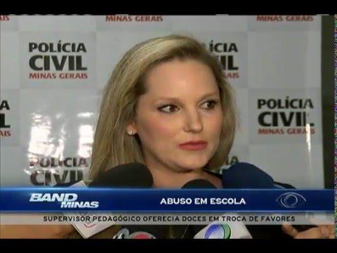 Jornal Band Minas 30/03/2016 - PRIMEIRO BLOCO