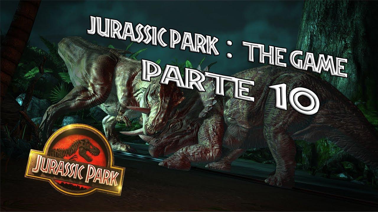 Jurassic Park Spiel