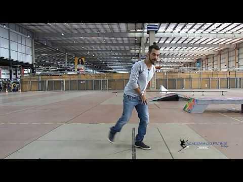 Curso básico de patins #1 Preparação Antes de calçar os patins