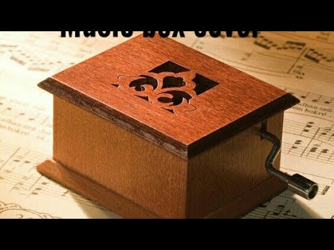 Alexander Hamilton Music box cover