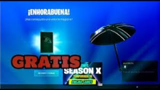 'BUG' GET VICTORY PARAGUAS SEASON 10 ET XP INFINITE FORTNITE TRICK FORTNITE WIN UMBRELLA