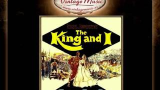 14   The King and I   Something Wonderful, Finale VintageMusic es