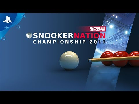 Snooker Nation Championship - Launch Trailer   PS4