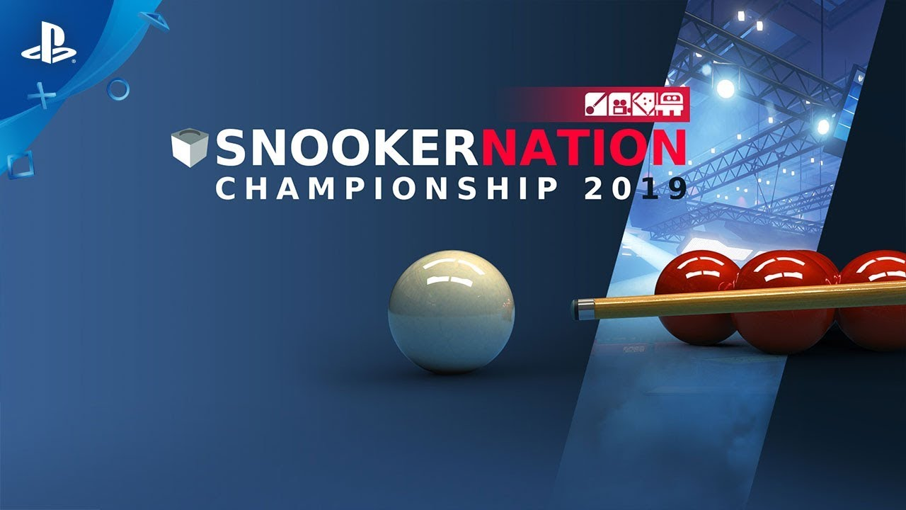 Snooker Nation Championship - Launch Trailer | PS4