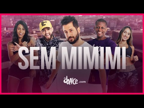 Sem Mimimi - La Furia Ft. Fabio Big Boss | FitDance TV (Coreografia) Dance Video
