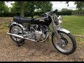 Vincent Rapide Series C 1954 998cc for Sale