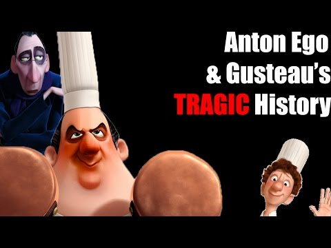 The AMAZING Hidden Truth of Ratatouille! (Anton Ego: Part 1) [REVISED THEORY]