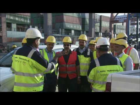 APM Terminals Corporate Video
