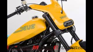 Three Ducati Scrambler Customs to Launch in Verona