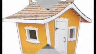 Build Your Own Playhouse Plans