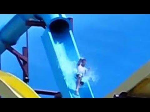 5 Accidentes TRÁGICOS en Parques Acuáticos