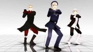 APH MMD Tik Tok Norway, Denmark, and Iceland
