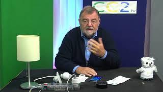 CC2tv #212: Leistungsmessgeräte, WLAN-/Alexa-Schalter, Dot aufgeschraubt; vom 18. September 2017