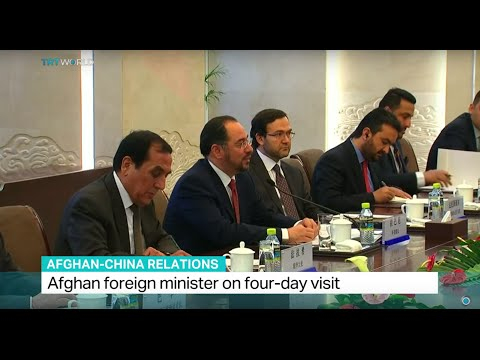 Afghan foreign minister visits China, Daniel Epstein reports from Beijing