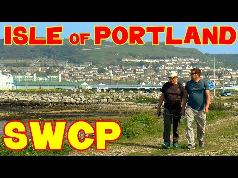Walking the Isle of Portland - South West Coastal Path