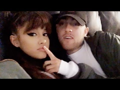 Mac Miller BREAKS SILENCE On Ariana Grande & Pete Davidson's Engagement