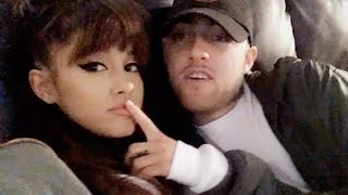 Mac Miller BREAKS SILENCE On Ariana Grande & Pete Davidson's Engagement