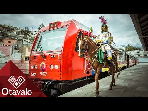 Tourism Otavalo. Official video. English version.