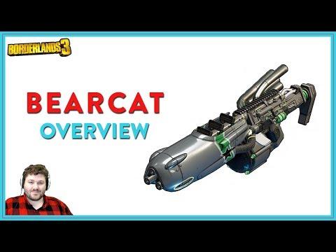 I Love The Smell Of Popcorn In The Morning | Borderlands 3 | Bearcat Legendary Assault Rifle