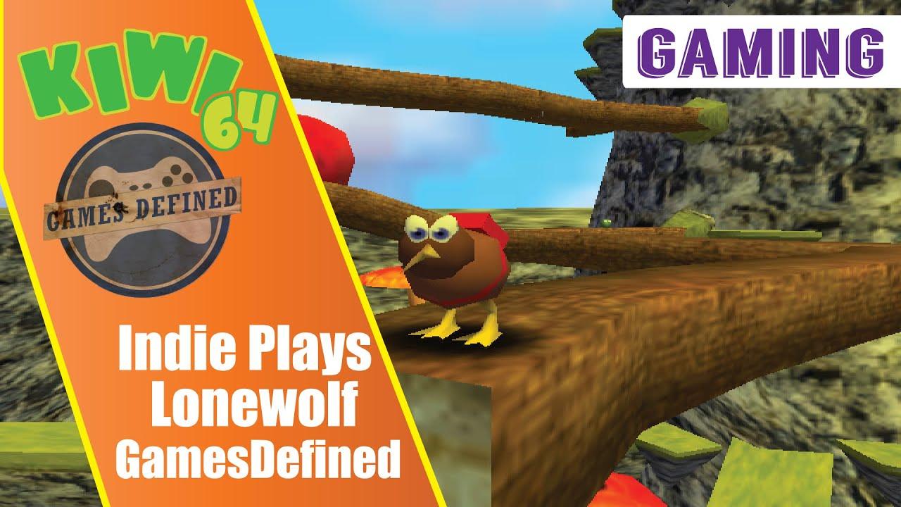 Kiwi 64 Banjo Kazooie Inspired Indie Game Youtube