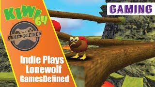 Kiwi 64 Banjo Kazooie Inspired Indie Game