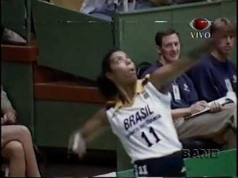 World Grand Prix 1995: Brazil x Cuba