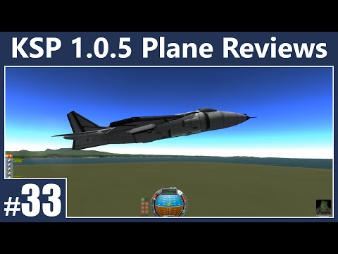 Plane Reviews Ep.33 - Harrier II Jump Jet! .. & Other Stuff