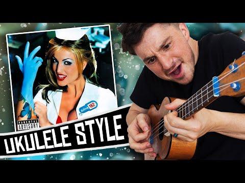 Blink 182 Ukulele Style!  Enema Of The State  Album Medley