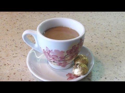 Как сварить кофе в турке на молоке