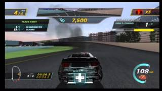 NASCAR Unleashed Wii Gameplay Part 3
