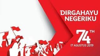 Hari Merdeka (17 Agustus) Instrumen Lagu Nasional Indonesia
