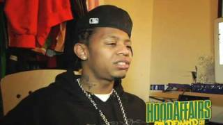 Baby D Interview Fresh Out Of Jail | Shot By #HoodAffairs