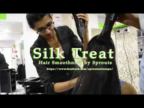 Hair Smoothing Treatment by Sprouts Salon Spa Baner, Pune