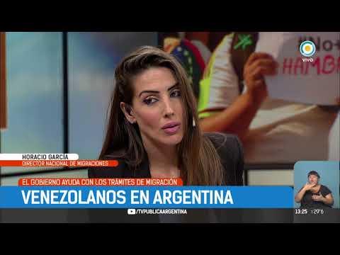 Venezolanos en Argentina   #TPANoticias