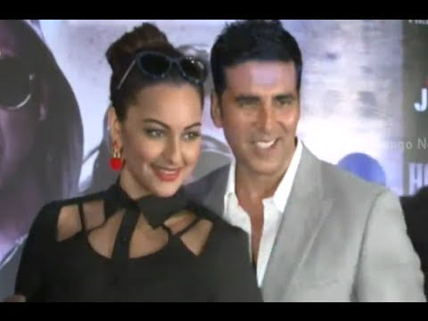 Holiday Movie Press Meet  Akshay Kumar, Sonakshi Sinha, M S Bitta