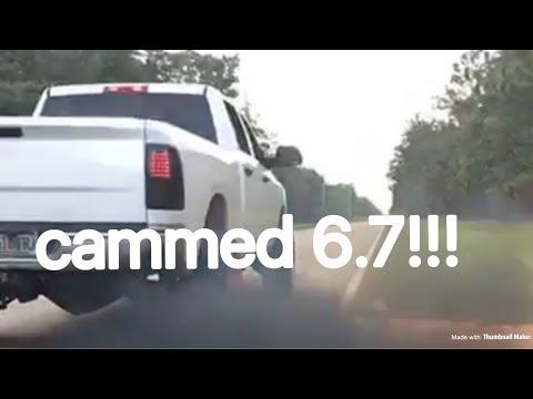 Cammed Cummins Exhaust