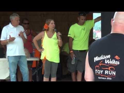 2013 Madison Walker Memorial Toy Run