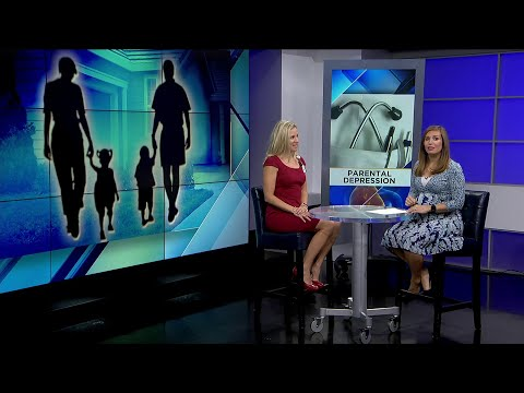 Parental depression impacts on children