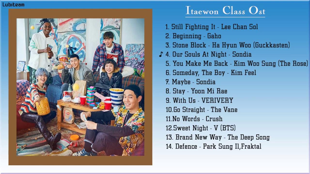[Full Album 1-14] Itaewon Class OST || Nhạc phim Tầng lớp Itaewon