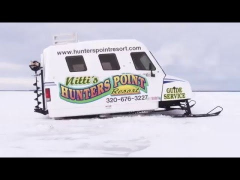 Tony Roach Fishing Report Late January 2016 Mille Lacs Lake