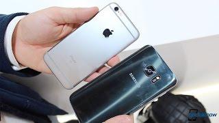 Galaxy S7 vs iPhone 6s: Samsung