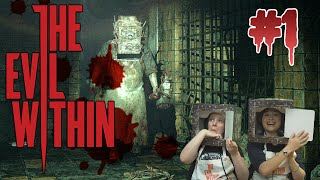 The Evil Within 1   Box Heads