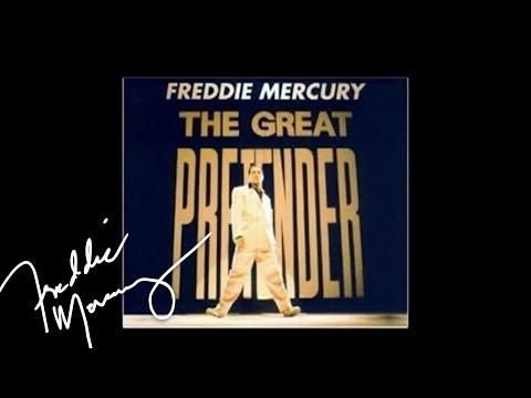 Freddie Mercury - The Great Pretender (1992 Remix)