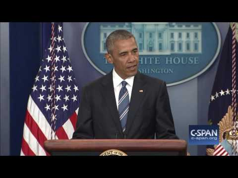 President Obama on Supreme Court Immigration Executive Actions Ruling (C-SPAN)