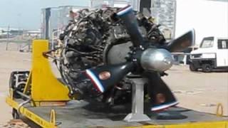 First Engine Start 5 4 09