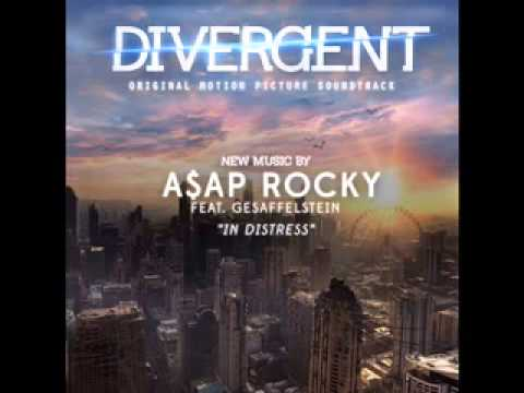 A$AP Rocky Feat. Gesaffelstein — In Distress (Divergent Soundtrack)