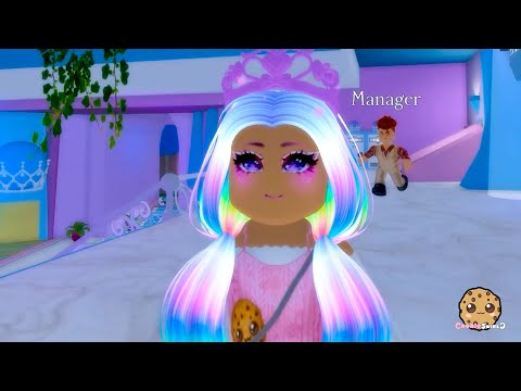 New Girl Afraid of Making Friends Royale High RP Cookie Swirl C Roblox